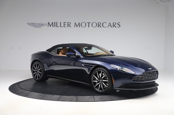 New 2020 Aston Martin DB11 Volante for sale $248,326 at Pagani of Greenwich in Greenwich CT 06830 17