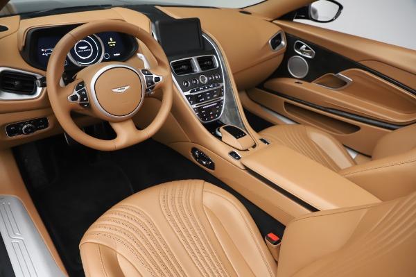 New 2020 Aston Martin DB11 Volante Volante for sale $248,326 at Pagani of Greenwich in Greenwich CT 06830 18