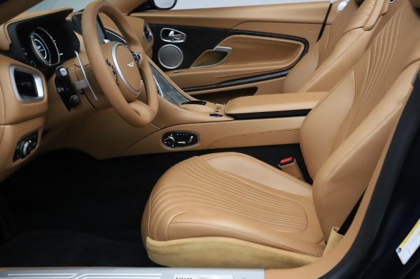 New 2020 Aston Martin DB11 Volante Volante for sale $248,326 at Pagani of Greenwich in Greenwich CT 06830 19