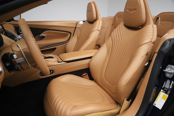 New 2020 Aston Martin DB11 Volante Volante for sale $248,326 at Pagani of Greenwich in Greenwich CT 06830 20