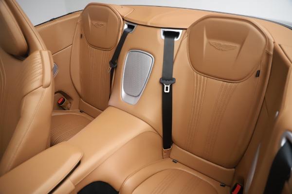 New 2020 Aston Martin DB11 Volante Volante for sale $248,326 at Pagani of Greenwich in Greenwich CT 06830 21