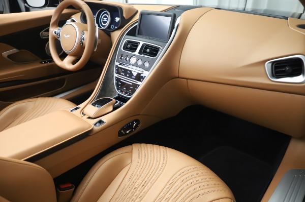 New 2020 Aston Martin DB11 Volante Volante for sale $248,326 at Pagani of Greenwich in Greenwich CT 06830 22