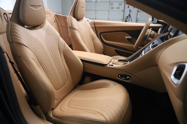 New 2020 Aston Martin DB11 Volante Volante for sale $248,326 at Pagani of Greenwich in Greenwich CT 06830 23