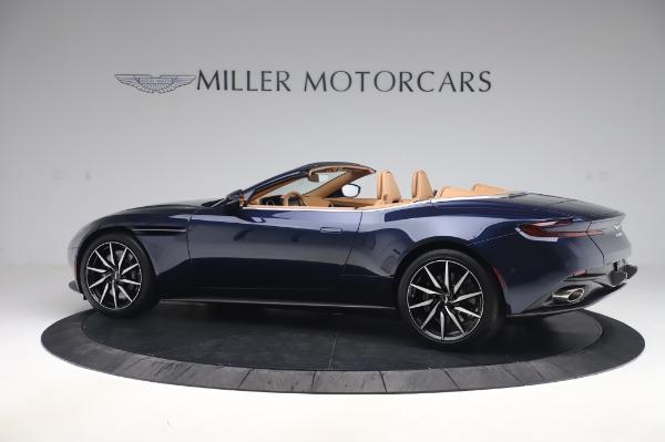 New 2020 Aston Martin DB11 Volante Volante for sale $248,326 at Pagani of Greenwich in Greenwich CT 06830 3