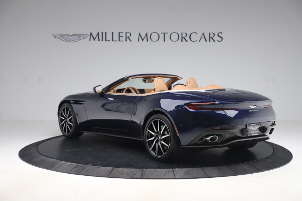 New 2020 Aston Martin DB11 Volante for sale $248,326 at Pagani of Greenwich in Greenwich CT 06830 4