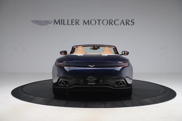 New 2020 Aston Martin DB11 Volante Volante for sale $248,326 at Pagani of Greenwich in Greenwich CT 06830 5