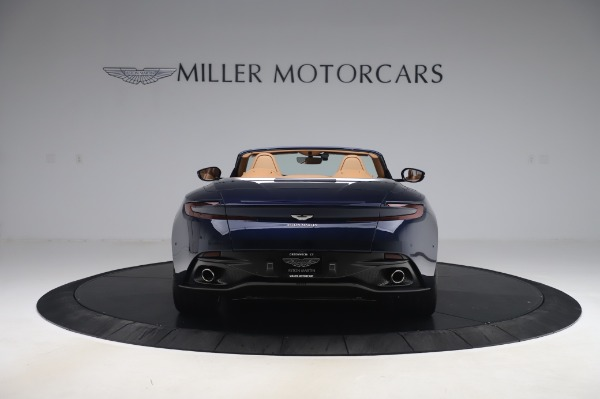 New 2020 Aston Martin DB11 Volante for sale $248,326 at Pagani of Greenwich in Greenwich CT 06830 5