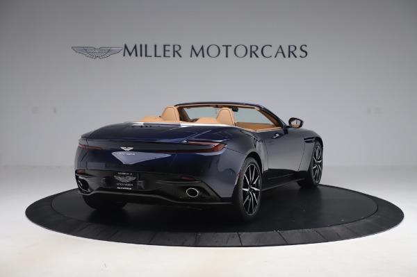 New 2020 Aston Martin DB11 Volante Volante for sale $248,326 at Pagani of Greenwich in Greenwich CT 06830 6
