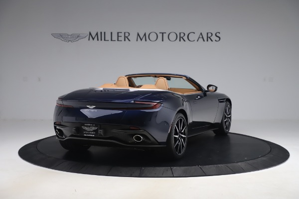 New 2020 Aston Martin DB11 Volante for sale $248,326 at Pagani of Greenwich in Greenwich CT 06830 6
