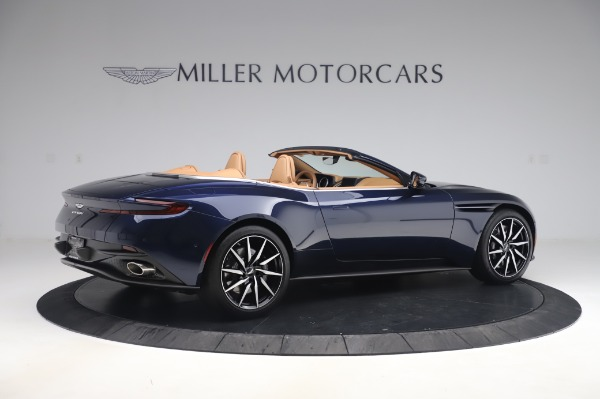 New 2020 Aston Martin DB11 Volante for sale $248,326 at Pagani of Greenwich in Greenwich CT 06830 7