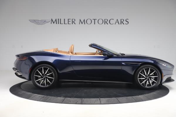 New 2020 Aston Martin DB11 Volante Volante for sale $248,326 at Pagani of Greenwich in Greenwich CT 06830 8