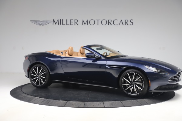 New 2020 Aston Martin DB11 Volante for sale $248,326 at Pagani of Greenwich in Greenwich CT 06830 9