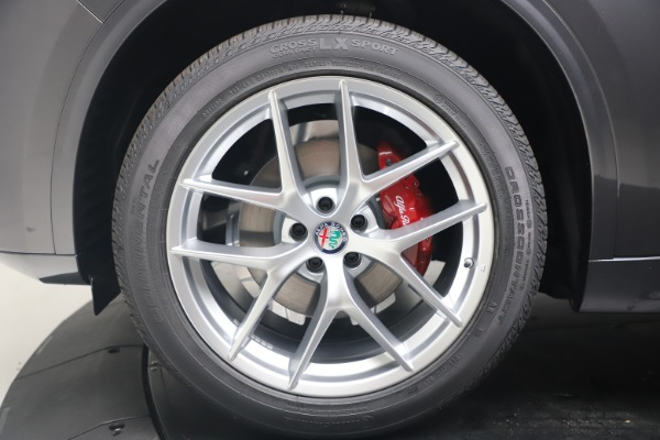 New 2020 Alfa Romeo Stelvio Ti Sport Q4 for sale Sold at Pagani of Greenwich in Greenwich CT 06830 13