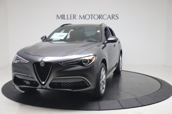 New 2020 Alfa Romeo Stelvio Ti Sport Q4 for sale Sold at Pagani of Greenwich in Greenwich CT 06830 1