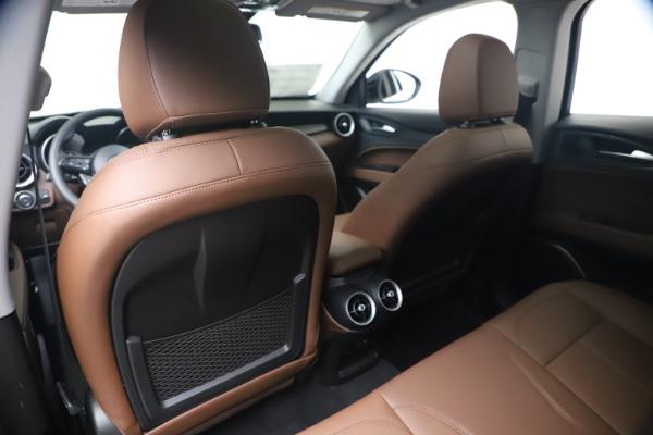 New 2020 Alfa Romeo Stelvio Q4 for sale $49,045 at Pagani of Greenwich in Greenwich CT 06830 19