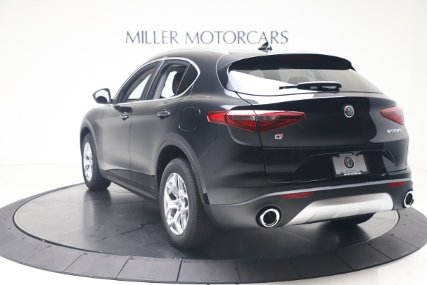 New 2020 Alfa Romeo Stelvio Q4 for sale $49,045 at Pagani of Greenwich in Greenwich CT 06830 5