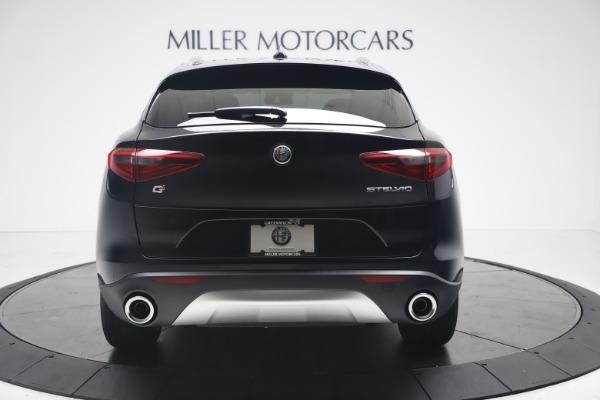 New 2020 Alfa Romeo Stelvio Q4 for sale $49,045 at Pagani of Greenwich in Greenwich CT 06830 6