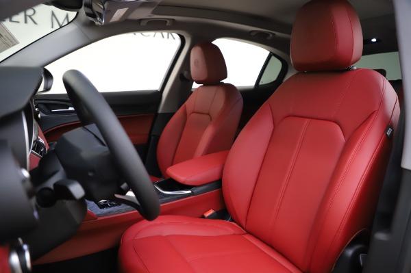 New 2020 Alfa Romeo Stelvio Sport Q4 for sale $50,195 at Pagani of Greenwich in Greenwich CT 06830 15