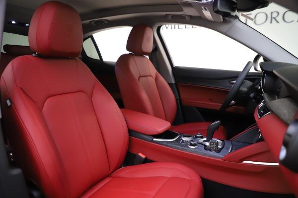New 2020 Alfa Romeo Stelvio Sport Q4 for sale $50,195 at Pagani of Greenwich in Greenwich CT 06830 22