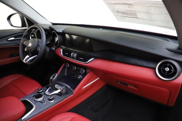 New 2020 Alfa Romeo Stelvio Sport Q4 for sale $50,195 at Pagani of Greenwich in Greenwich CT 06830 24
