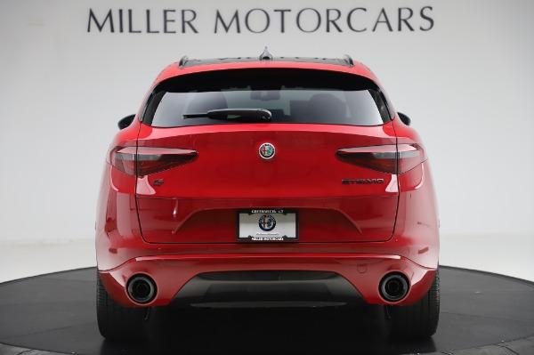 New 2020 Alfa Romeo Stelvio Sport Q4 for sale $50,195 at Pagani of Greenwich in Greenwich CT 06830 6