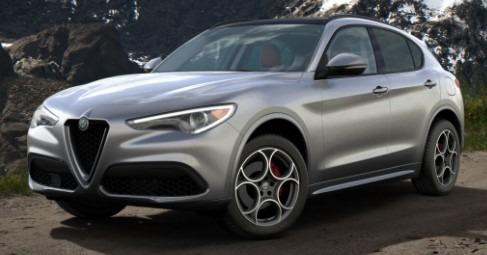 New 2020 Alfa Romeo Stelvio Sport Q4 for sale Sold at Pagani of Greenwich in Greenwich CT 06830 1
