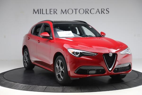 New 2020 Alfa Romeo Stelvio Sport Q4 for sale Sold at Pagani of Greenwich in Greenwich CT 06830 11