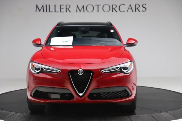 New 2020 Alfa Romeo Stelvio Sport Q4 for sale Sold at Pagani of Greenwich in Greenwich CT 06830 12