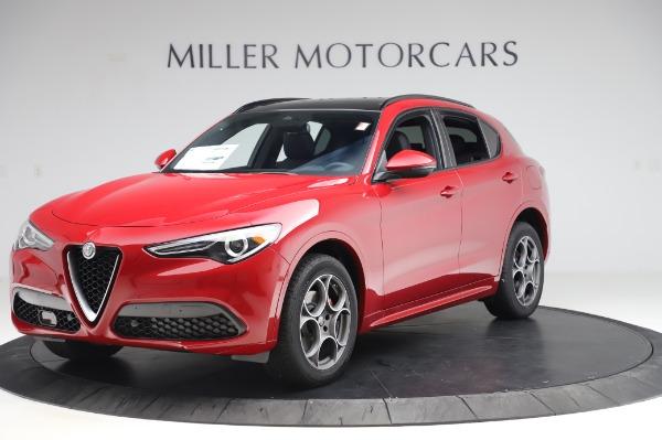 New 2020 Alfa Romeo Stelvio Sport Q4 for sale Sold at Pagani of Greenwich in Greenwich CT 06830 2