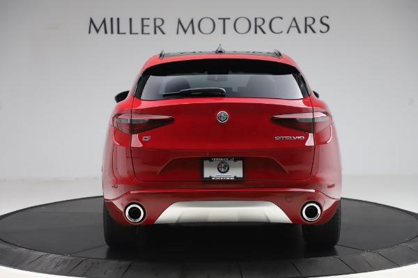 New 2020 Alfa Romeo Stelvio Sport Q4 for sale Sold at Pagani of Greenwich in Greenwich CT 06830 6