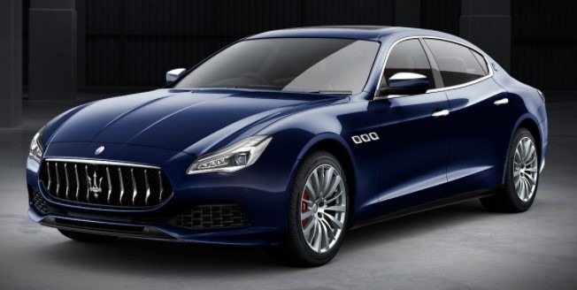 New 2020 Maserati Quattroporte S Q4 for sale $110,299 at Pagani of Greenwich in Greenwich CT 06830 1