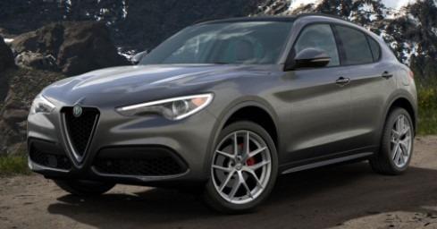 New 2020 Alfa Romeo Stelvio Ti Sport Q4 for sale $55,645 at Pagani of Greenwich in Greenwich CT 06830 1