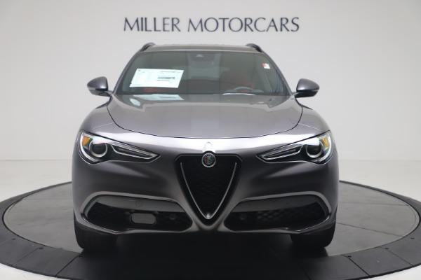 New 2020 Alfa Romeo Stelvio Ti Sport Q4 for sale $56,145 at Pagani of Greenwich in Greenwich CT 06830 12