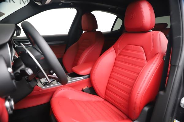 New 2020 Alfa Romeo Stelvio Ti Sport Q4 for sale $56,145 at Pagani of Greenwich in Greenwich CT 06830 15