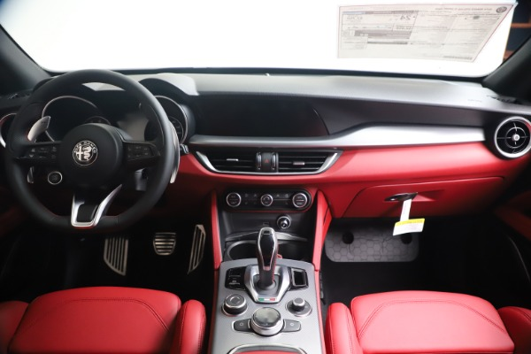 New 2020 Alfa Romeo Stelvio Ti Sport Q4 for sale $56,145 at Pagani of Greenwich in Greenwich CT 06830 16