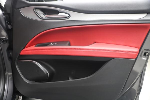 New 2020 Alfa Romeo Stelvio Ti Sport Q4 for sale $56,145 at Pagani of Greenwich in Greenwich CT 06830 25