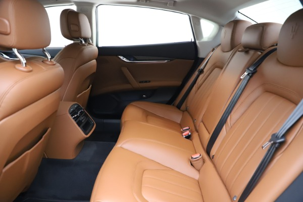 New 2020 Maserati Quattroporte S Q4 for sale Sold at Pagani of Greenwich in Greenwich CT 06830 10