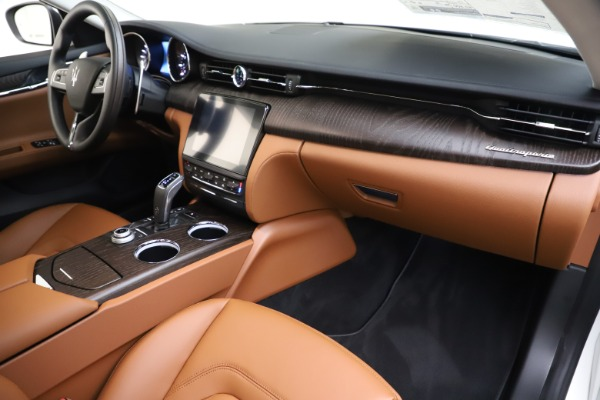 New 2020 Maserati Quattroporte S Q4 for sale Sold at Pagani of Greenwich in Greenwich CT 06830 14