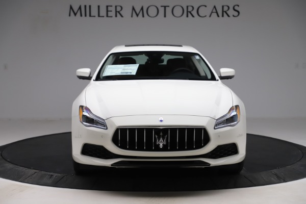 New 2020 Maserati Quattroporte S Q4 for sale Sold at Pagani of Greenwich in Greenwich CT 06830 2