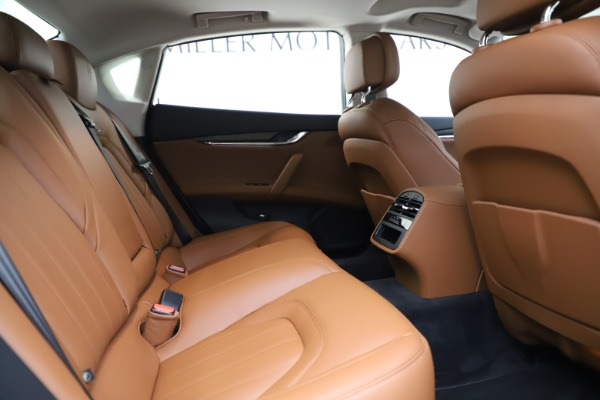 New 2020 Maserati Quattroporte S Q4 for sale Sold at Pagani of Greenwich in Greenwich CT 06830 22