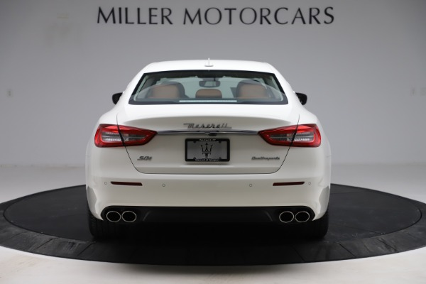 New 2020 Maserati Quattroporte S Q4 for sale Sold at Pagani of Greenwich in Greenwich CT 06830 4