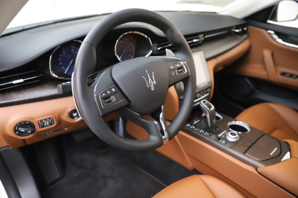 New 2020 Maserati Quattroporte S Q4 for sale Sold at Pagani of Greenwich in Greenwich CT 06830 5