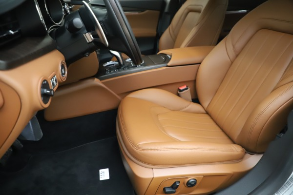 New 2020 Maserati Quattroporte S Q4 for sale Sold at Pagani of Greenwich in Greenwich CT 06830 7