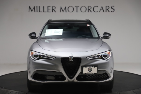 New 2020 Alfa Romeo Stelvio for sale $50,145 at Pagani of Greenwich in Greenwich CT 06830 12