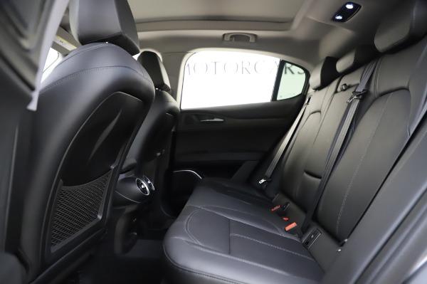 New 2020 Alfa Romeo Stelvio for sale $50,145 at Pagani of Greenwich in Greenwich CT 06830 19