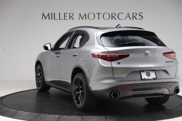 New 2020 Alfa Romeo Stelvio for sale $50,145 at Pagani of Greenwich in Greenwich CT 06830 5