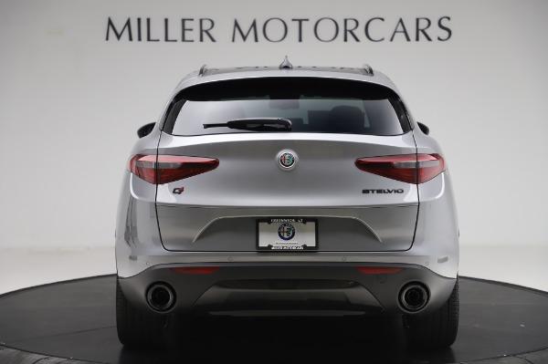 New 2020 Alfa Romeo Stelvio for sale $50,145 at Pagani of Greenwich in Greenwich CT 06830 6