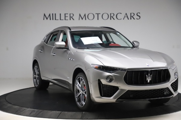 New 2020 Maserati Levante S Q4 GranSport for sale $104,635 at Pagani of Greenwich in Greenwich CT 06830 11