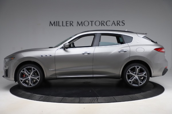 New 2020 Maserati Levante S Q4 GranSport for sale $104,635 at Pagani of Greenwich in Greenwich CT 06830 3