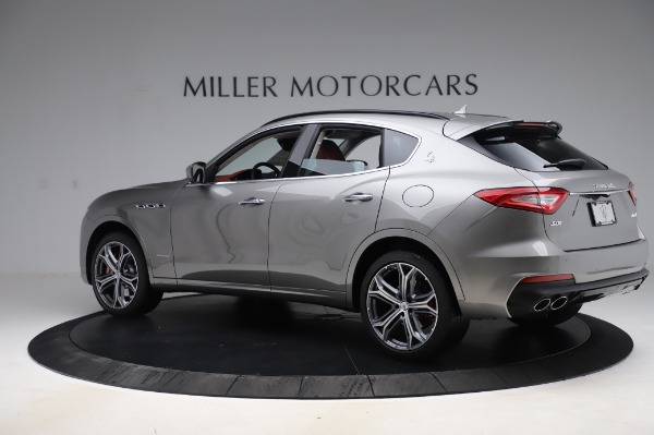 New 2020 Maserati Levante S Q4 GranSport for sale $104,635 at Pagani of Greenwich in Greenwich CT 06830 4